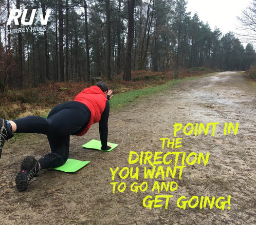 Personal Trainer, run coaching, Surrey hills, fitness, training plans, lose weight,